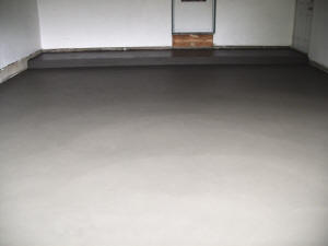 Garage Floor - Flint, Township, MI