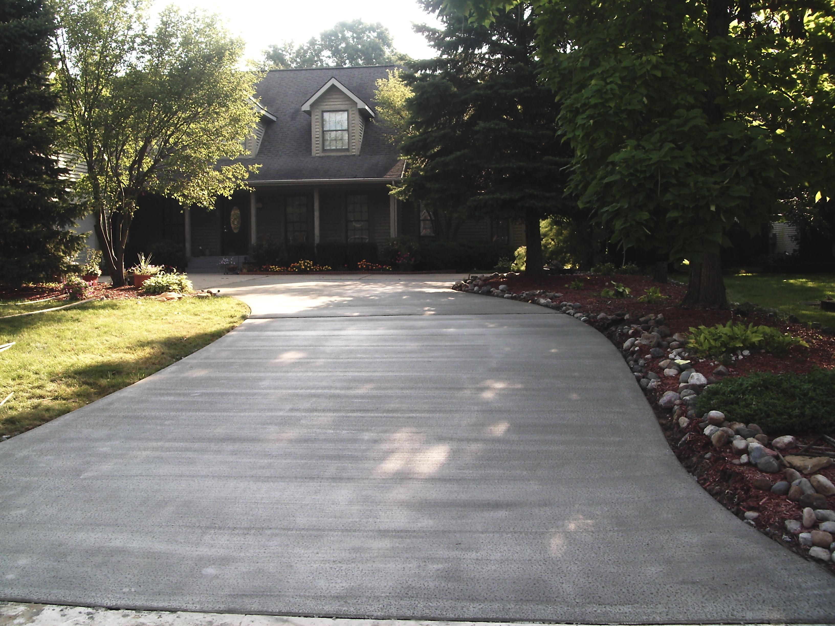 J & J Concrete Work